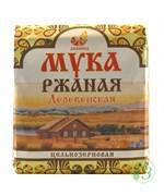"""Мука ржаная цельнозерновая """"Дивинка"""" 1кг"""