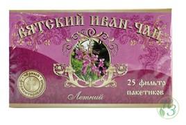 "Вятский Иван-чай ""Летний"" в пакетиках 50 г"