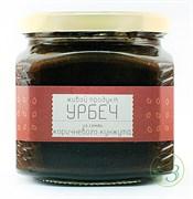 Урбеч из семян коричневого кунжута 450г