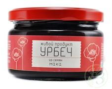 "Урбеч из семян мака ""Живой продукт"" 225г"