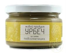 """Урбеч из семян подсолнуха """"Живой продукт"""" 225г"""