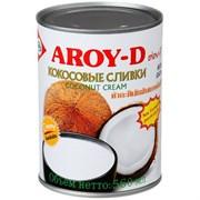 Кокосовые сливки АРОЙ-Д 70% 560мл
