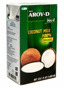 Кокосовое молоко АРОЙ-Д 70% 1л