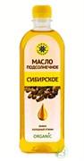 """Масло подсолнечное """"Сибирское"""" 500мл"""